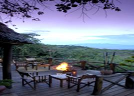 The Lake Manyara Serena Lodge